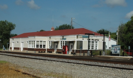 LaPlata Amtrak Station Year 2011