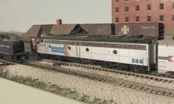 2016 Silver Rails Model Train Show