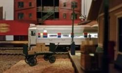 Silver Rails Model Train Show 2017